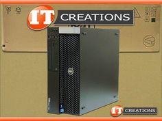 DELL T5600 WORKSTATION W7 TWO E5-2609 2.40GHZ 96GB 2 X 2TB SATA H710P QUADRO K60