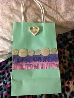 DIY goody bag