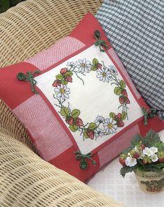 Kissen für den Gartenstuhl Design : Gerlinde Gebert Shop: www.gebert-handarbeiten.de