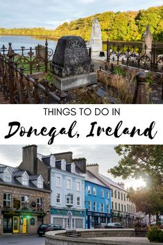 Top Things to Do in Donegal Town, Ireland | Travel to Donegal, Ireland | Ireland Road Trip | Ireland Travel Itinerary | Ireland Trip Planning