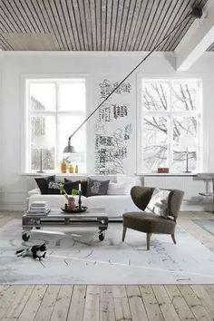 Não tão despido como o estilo minimalista, mas igualmente sereno, bonito e funcional, o estilo contemporâneo seduz muitos decoradores, amadores e profissionais!