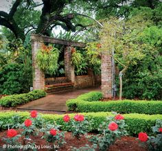 New Orleans City Park, New Orleans Botanical Garden