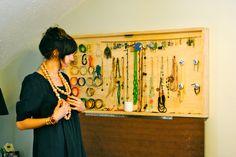 closet visit: rachel dewey  