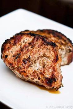 Clean Eating BBQ Fennel Pork Recipe