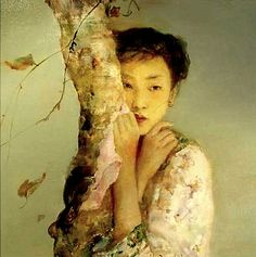 hu jun di #art #asia #asian #eastasia                                                                                                                                                                                 Más