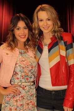 Martina und Bridget ☺ #Violetta2