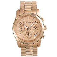 5d608d28ac8 Ladies  Michael Kors Runway Chronograph Watch - Item 19106376
