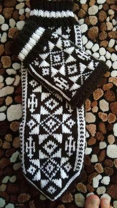 Fair Isle Knitting, Knitting Socks, Knit Socks, Eminem, Diy And Crafts, Crochet, Ganchillo, Crocheting, Knits