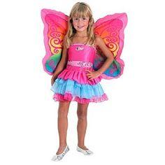 Fantasia Barbie Segredo das Fadas Luxo Infantil - Sulamericana