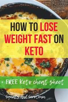If you're looking to lose weight fast on keto, you first need to know what a ket. - If you're looking to lose weight fast on keto, you first need to know what a ket. If you're looking to lose weight fast on keto, you first need to k. Lose Weight Fast Diet, Quick Weight Loss Tips, Weight Loss Detox, Losing Weight Tips, Weight Gain, Healthy Weight, Healthy Meals, Healthy Eating, Reduce Weight
