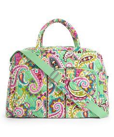Love this Tutti Frutti Weekender Bag by Vera Bradley on #zulily! #zulilyfinds
