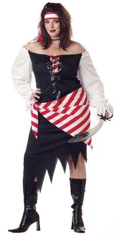California Costumes Women's Ruby The Pirate Beauty Costume