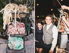 24 Non-Traditional Wedding Send-Off Ideas via Brit   Co