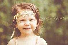 Gold & Ivory Greek Goddess Hippie style Halo by LittleSparrowBows, $12.00 #littlesparrowbows