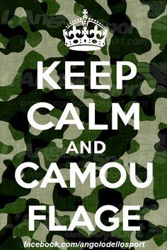 Spopola ovunque il #camouflage, tanti articoli di abbigliamento uomo, donna e bambino  nei negozi:  - Viale dei Colli Portuensi 466 - Via Cesare Fracassini 62 - Via Cornelia 493 (Pro-shop Forum)  #fashion #sportswear #casual http://on.fb.me/18ScPgL