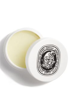 lip balm with cotton oil and mango butter