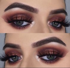 Makeup inspo // Follow (@RomaStyled) for more
