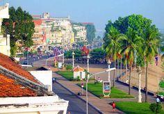 Discovering Cambodia - Phnom Penh
