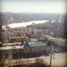 """""""Фото @lesnik_dn #донецк #Донецьк #площадьленина #donetsk"""""""