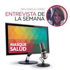 """Entrevista a la Dra.Gema Gálvez: """"El estilo de vida de la mujer en la premenopausia y menopausia es muy importante"""""""