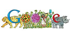 Google Children's Day Doodle - Google Search