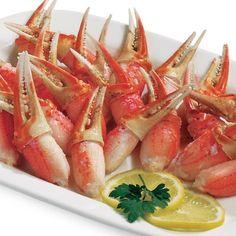 Snow Crab Cocktail Claws (4 POUNDS) by Giovannis Fish Market, http://www.amazon.com/dp/B0036QATJW/ref=cm_sw_r_pi_dp_wq4brb1YVRY86
