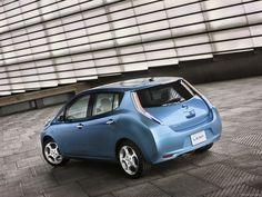 Nissan Leaf (electric) ~35k