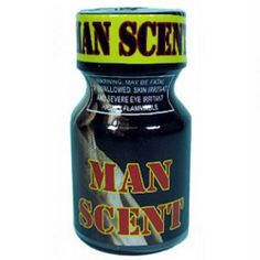 Man Scent Poppers 10ml (small bottle)