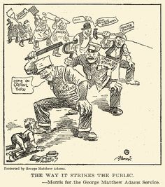 10 A Time of Labor Unrest War effort is over 1919 saw 3,000+ strikes  Employers claimed unions were plotting a Communist Revolution Boston Police  Strike