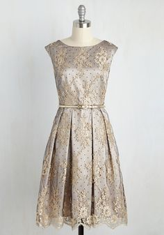 Glitz & Tell Dress from Modcloth