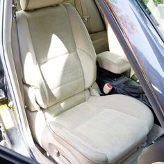 How to #Clean #Car Seats