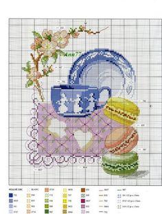 macarons printaniers    2