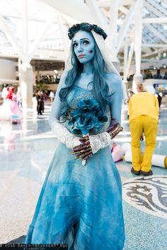 Emily #cosplay by AmberCasey | Comikaze Expo 2015