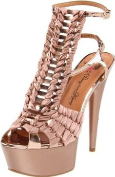 Sexy shoe in Rose Gold