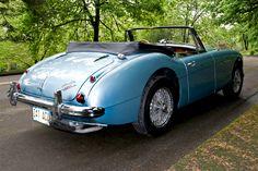 1965 Austin Healey BJ8