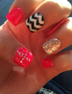 Cute Nails For Summer!#Nails#Trusper#Tip