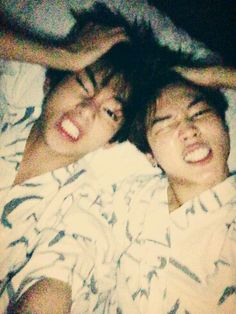 V and jimin selca