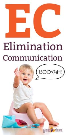Learn how to do EC and why you'd want to. Is baby elimination communication a good fit for your family? Here's what you need to know :) http://www.mamanatural.com/baby-elimination-communication/
