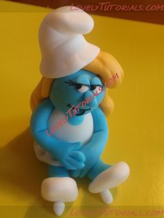 Smurfs, Step By Step, Cooking Recipes, Koken