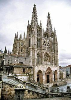 catedral de burgos - Buscar con Google