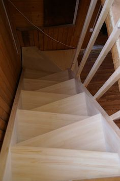 Best Home Plans Interior Basements Ideas Spiral Stairs Design, Staircase Design, Rustic Stairs, Wooden Stairs, Architecture Design, Stairs Architecture, Loft Stairs, House Stairs, Escalier Art