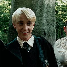 Draco Harry Potter, Mundo Harry Potter, Harry James Potter, Harry Potter Tumblr, Harry Potter Characters, Harry Potter World, Drarry, Dramione, Tom Felton