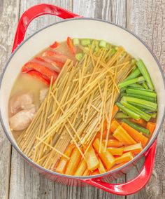 Pin a one-pot recipe for a chance to win my cookbook & Le Creuset cookware! #GetCooking, foodies! No purchase necessary. Must be 18 years or older to enter. Void where prohibited.