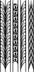 engraved border - Google Search
