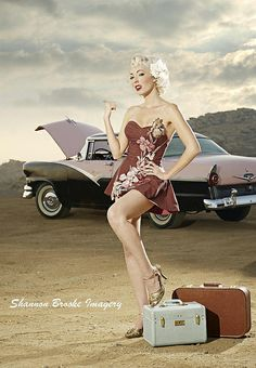 Pin Up Post Daily Pin Up by PinupPost, via Flickr