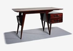 another incredible gio ponti desk.