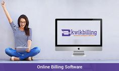 KWIKBILLING offers the best and ease of use #Online #Billing #Software systems for all types and sizes of businesses - https://goo.gl/mxVSjO