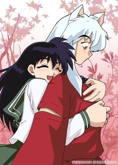 Surprise inuyasha- since i was little i use to be a big fan of his, and till this day god, he's still so cute to me, i just want to tug on his ear's their so cute! :3 <3