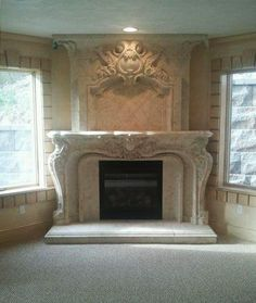 Fireplace Surrounds & Mantels 6
