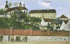 pod klášterem